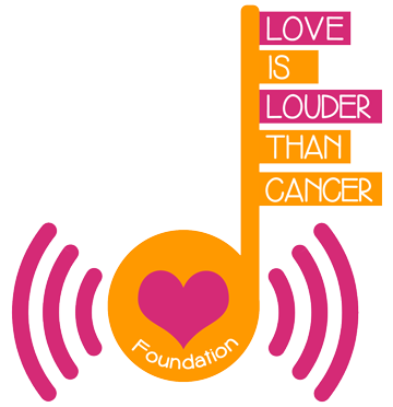 Love is Louder Than Cancer Logo