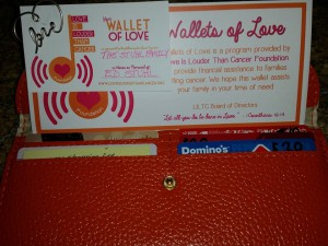 Wallet of Love